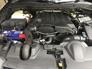 2012 Ford Territory TX (4x4) Wagon.