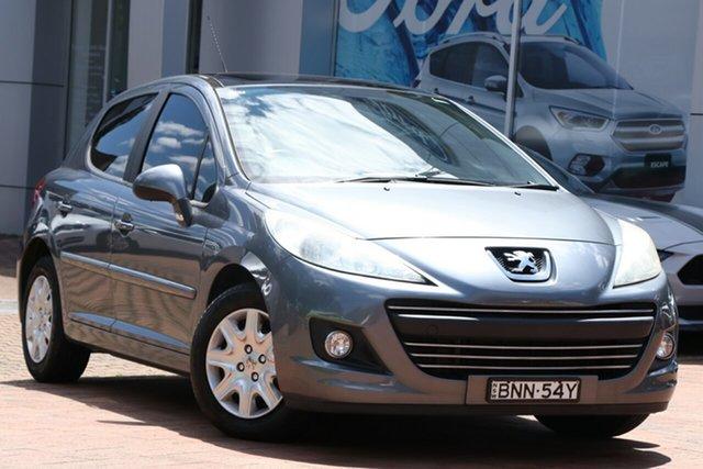Used Peugeot 207 XT, Artarmon, 2010 Peugeot 207 XT Hatchback