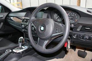 2008 BMW 5 Series 530i Steptronic Sedan.