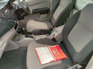 2010 Mitsubishi Triton GLX (4x4) Cab Chassis.