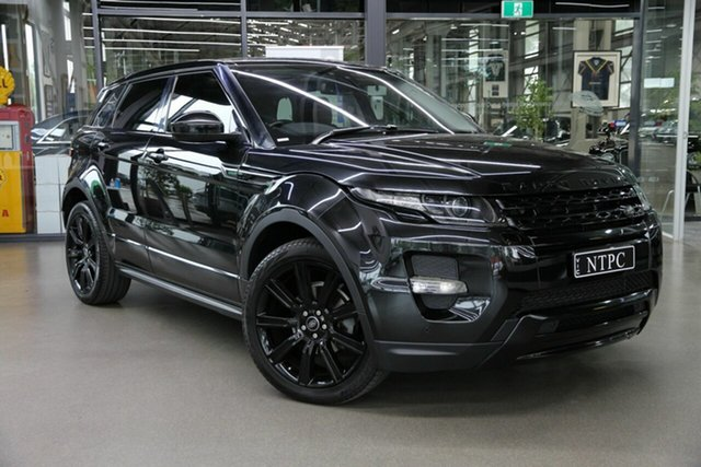 Used Land Rover Range Rover Evoque Dynamic, North Melbourne, 2014 Land Rover Range Rover Evoque Dynamic Wagon