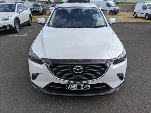 Used Mazda CX-3 sTouring SKYACTIV-Drive FWD, Warrnambool East, 2018 Mazda CX-3 sTouring SKYACTIV-Drive FWD Wagon