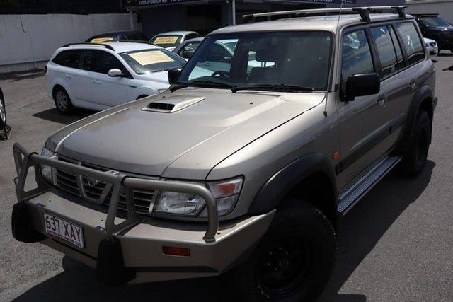 Used Nissan Patrol ST, Moorooka, 2000 Nissan Patrol ST Wagon
