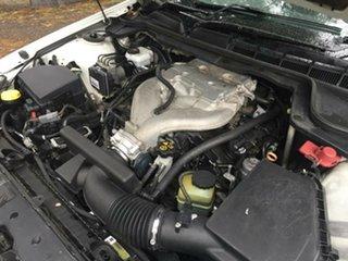 2011 Holden Caprice Sedan.