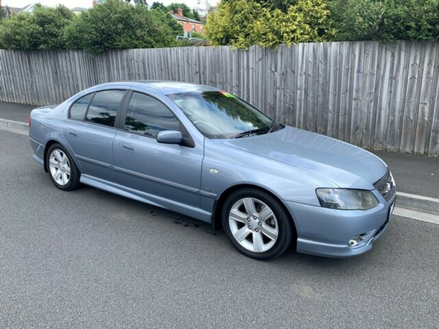 Used Ford Fairmont Ghia, North Hobart, 2007 Ford Fairmont Ghia Sedan