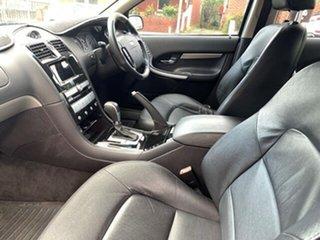 2007 Ford Fairmont Ghia Sedan.