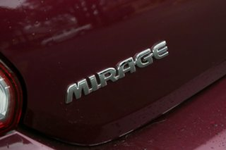 2019 Mitsubishi Mirage ES Hatchback.