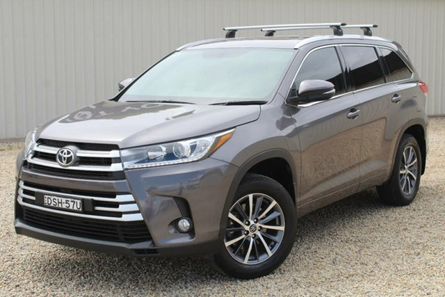 Used Toyota Kluger GXL (4x2), Bathurst, 2017 Toyota Kluger GXL (4x2) Wagon
