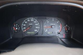 2000 Nissan Patrol ST Wagon.