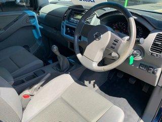 2010 Nissan Navara STX Space Cab 4x4 Spacecab.