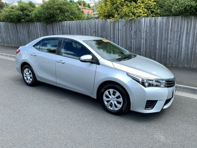 Used Toyota Corolla Ascent, North Hobart, 2014 Toyota Corolla Ascent Sedan