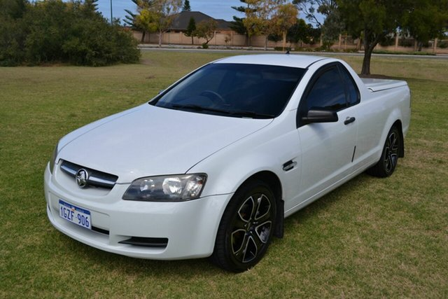 Used Holden Commodore Omega, Rockingham, 2008 Holden Commodore Omega Utility