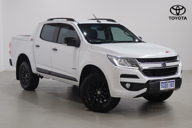 Used Holden Colorado Z71 Pickup Crew Cab, Northbridge, 2017 Holden Colorado Z71 Pickup Crew Cab Utility
