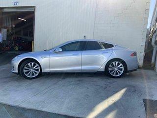 2015 Tesla Model S 85 Hatchback.