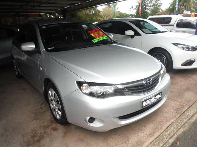 Used Subaru Impreza R (AWD), East Lismore, 2007 Subaru Impreza R (AWD) MY08 Hatchback