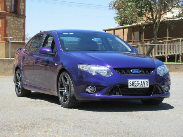 Used Ford Falcon XR6 Limited Edition, Enfield, 2011 Ford Falcon XR6 Limited Edition Sedan