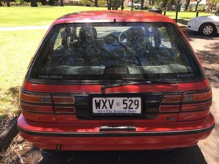 1993 Holden Nova GS Hatchback.