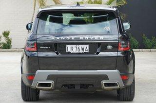 2018 Land Rover Range Rover Sport SE Wagon.