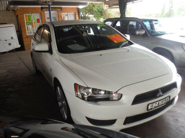 Used Mitsubishi Lancer ES Sportback, East Lismore, 2011 Mitsubishi Lancer ES Sportback CJ MY11 Hatchback