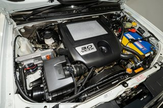 2008 Holden Colorado LX (4x4) Crew Cab Pickup.