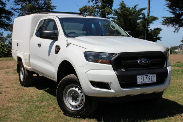 Used Ford Ranger XL, Officer, 2015 Ford Ranger XL Cab Chassis
