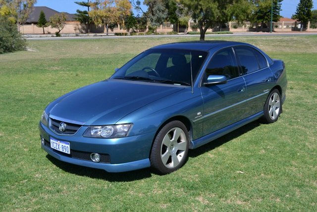 Used Holden Calais, Rockingham, 2004 Holden Calais Sedan