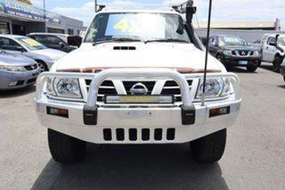 2003 Nissan Patrol ST-L Wagon.