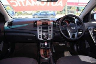 2010 Kia Cerato SLi Sedan.