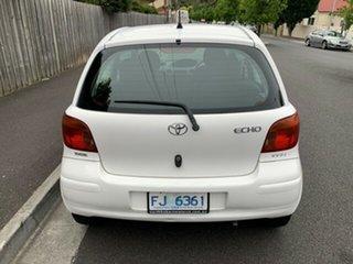 2005 Toyota Echo Hatchback.