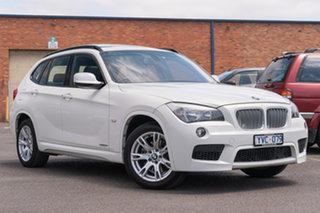 Used BMW X1 sDrive 18I, Mulgrave, 2012 BMW X1 sDrive 18I E84 MY11 Wagon