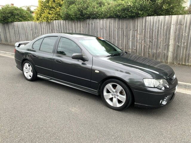 Used Ford Falcon XR6, North Hobart, 2007 Ford Falcon XR6 Sedan