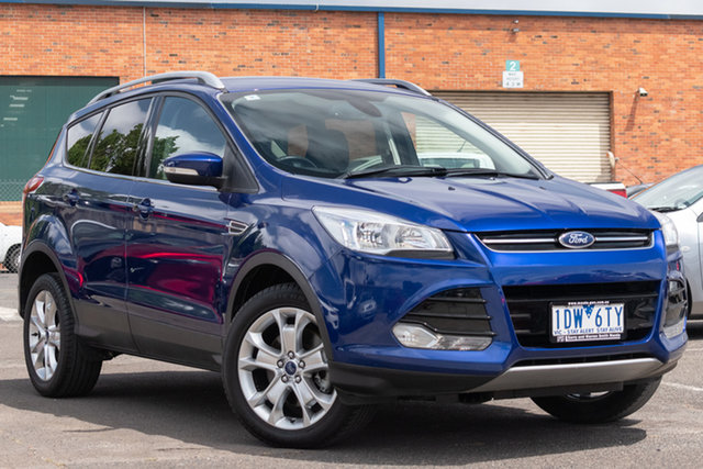 Used Ford Kuga Trend (AWD), Mulgrave, 2014 Ford Kuga Trend (AWD) TF Wagon