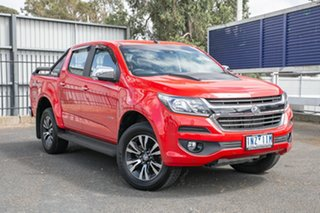 Used Holden Colorado LTZ Pickup Crew Cab, Oakleigh, 2018 Holden Colorado LTZ Pickup Crew Cab RG MY18 Utility