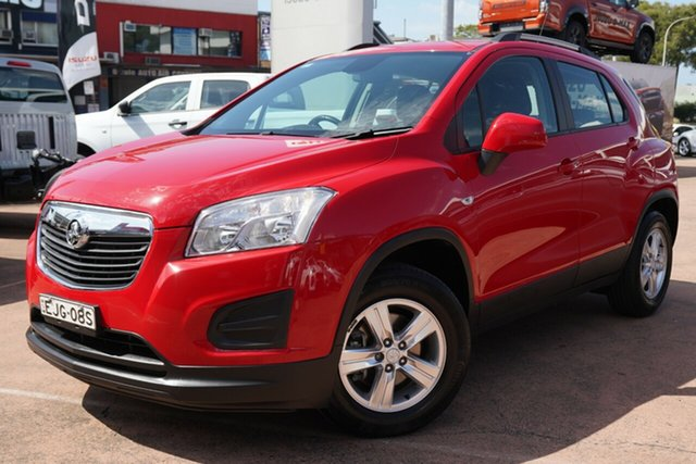 Used Holden Trax LS, Brookvale, 2015 Holden Trax LS Wagon