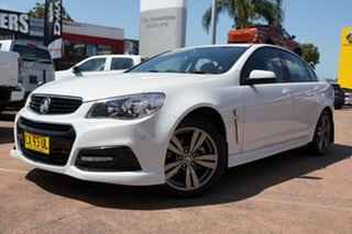 2013 Holden Commodore SV6 Sedan.