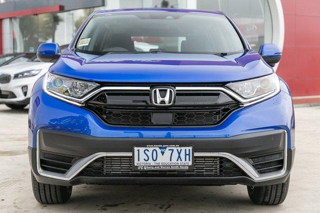 Demonstrator, Demo, Near New Honda CR-V VTi FWD X, Springvale, 2020 Honda CR-V VTi FWD X RW MY21 Wagon