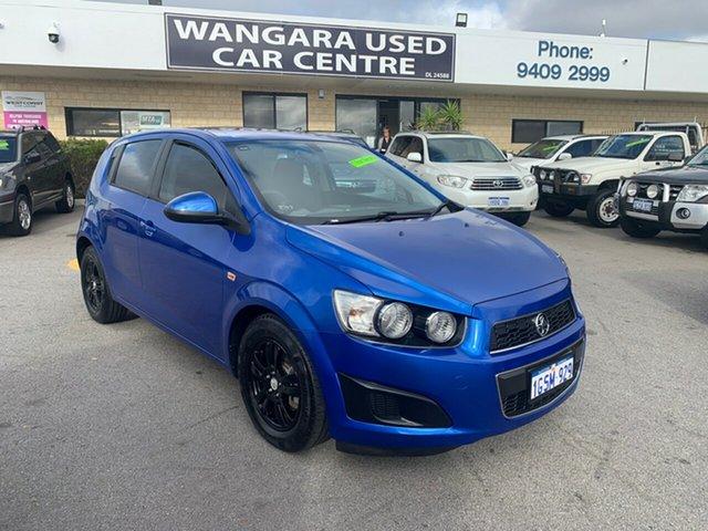 Used Holden Barina, Wangara, 2012 Holden Barina Hatchback