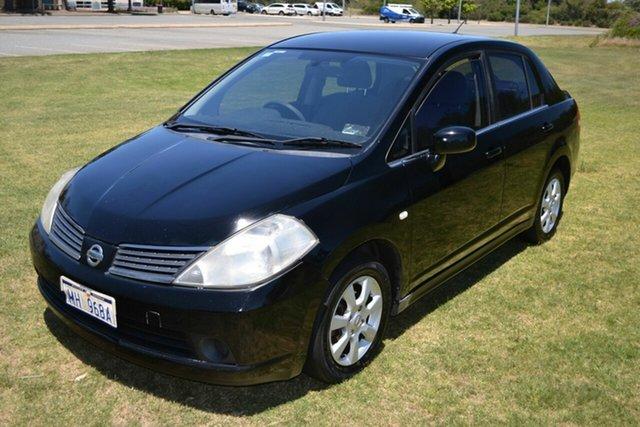 Used Nissan Tiida ST, Rockingham, 2010 Nissan Tiida ST Sedan