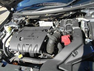 2011 Mitsubishi Lancer ES Sportback Hatchback.