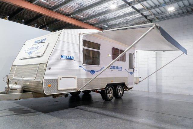 Used Caravan Millard Longreach Outback, Slacks Creek, 2010 Caravan Millard Longreach Outback Off Road Van