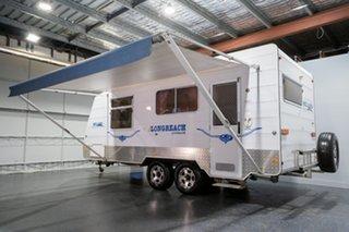 2010 Caravan Millard Longreach Outback Off Road Van.