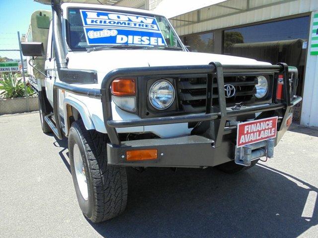 Used Toyota Landcruiser, Edwardstown, 2002 Toyota Landcruiser Cab Chassis