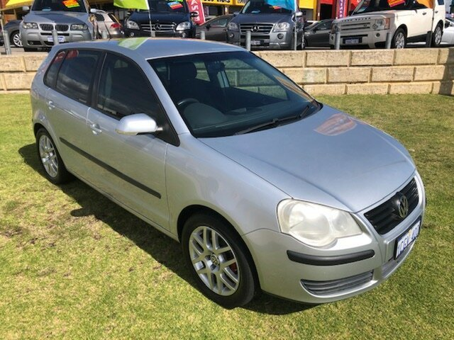 Used Volkswagen Polo Match, Wangara, 2006 Volkswagen Polo Match Hatchback