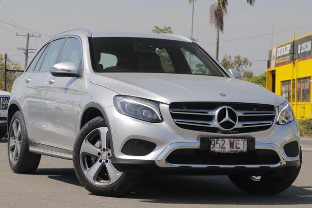 Used Mercedes-Benz GLC-Class GLC220 d 9G-Tronic 4MATIC, Rocklea, 2016 Mercedes-Benz GLC-Class GLC220 d 9G-Tronic 4MATIC Wagon