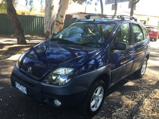 2001 Renault Scenic RX4 Expression (4x4) Wagon.