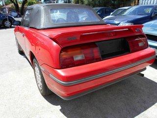1991 Ford Capri Convertible.