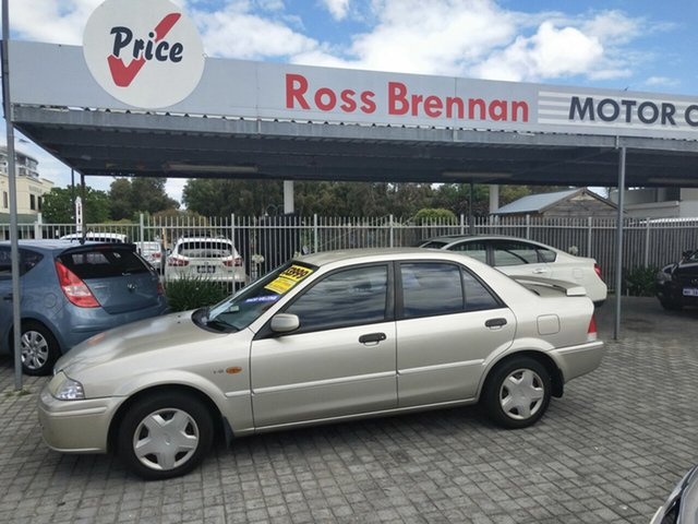 Used Ford Laser LXI, Mandurah, 2002 Ford Laser LXI KQ Hatchback
