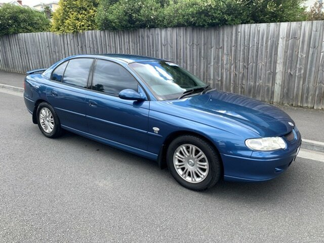 Used Holden Commodore Lumina, North Hobart, 2001 Holden Commodore Lumina Sedan