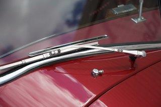 1954 Jaguar XK120 Convertible.