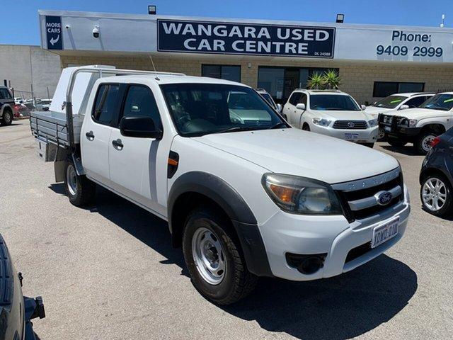 Used Ford Ranger XL (4x4), Wangara, 2009 Ford Ranger XL (4x4) Dual Cab Chassis